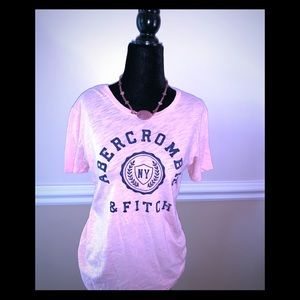 AB&F tee-Medium (necklace not included)